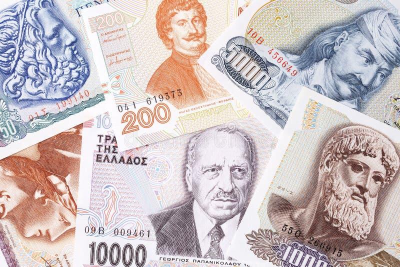 Grieks geld, een achtergrond