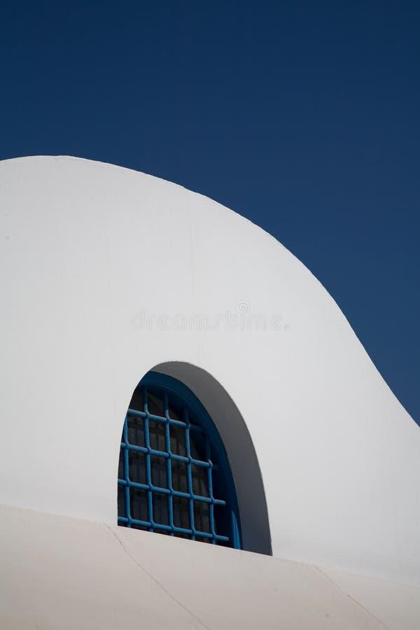 Download Grieks huis stock foto. Afbeelding bestaande uit europees - 10782708
