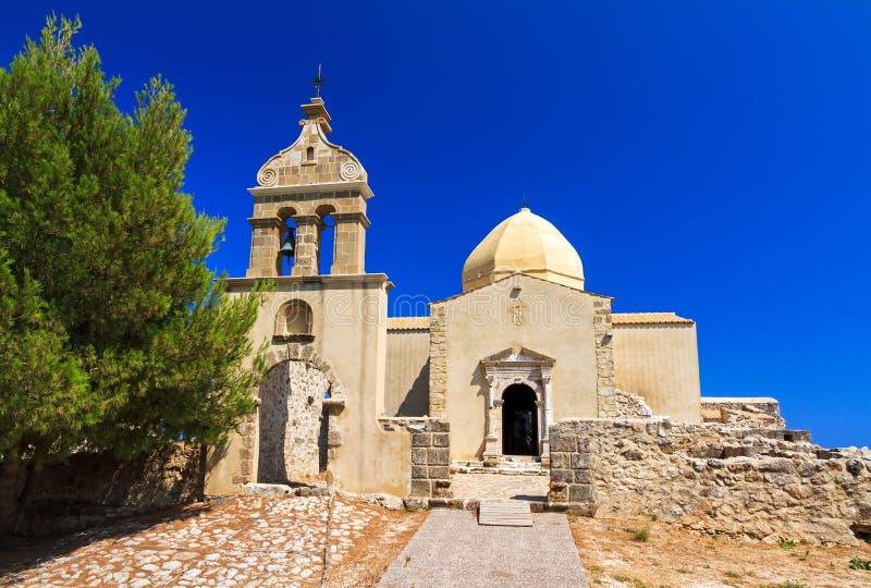Grieks Klooster stock foto