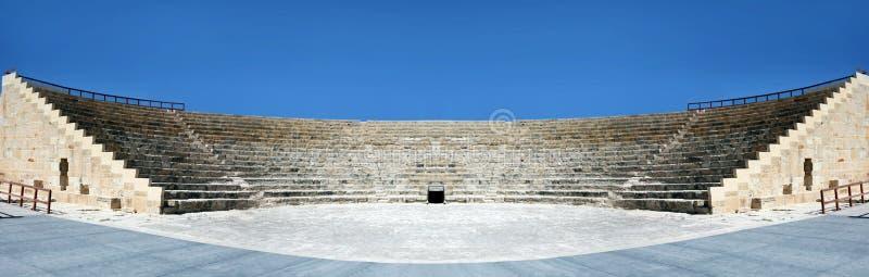 Griekse Amphitheatre Royalty-vrije Stock Foto