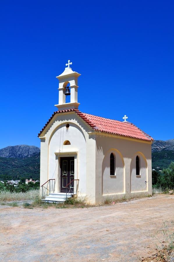 Download Griekse kapel stock afbeelding. Afbeelding bestaande uit geïsoleerd - 10778797