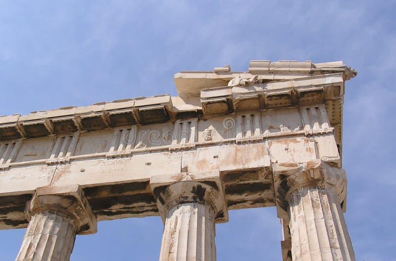 Download Griekse ruïnes stock foto. Afbeelding bestaande uit olympisch - 42800