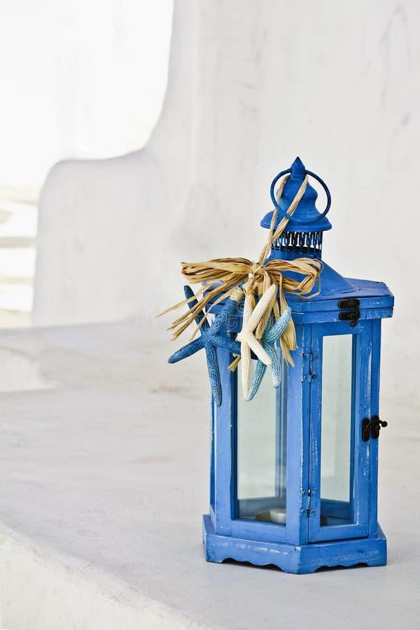 Griekse Stijldecoratie stock afbeelding