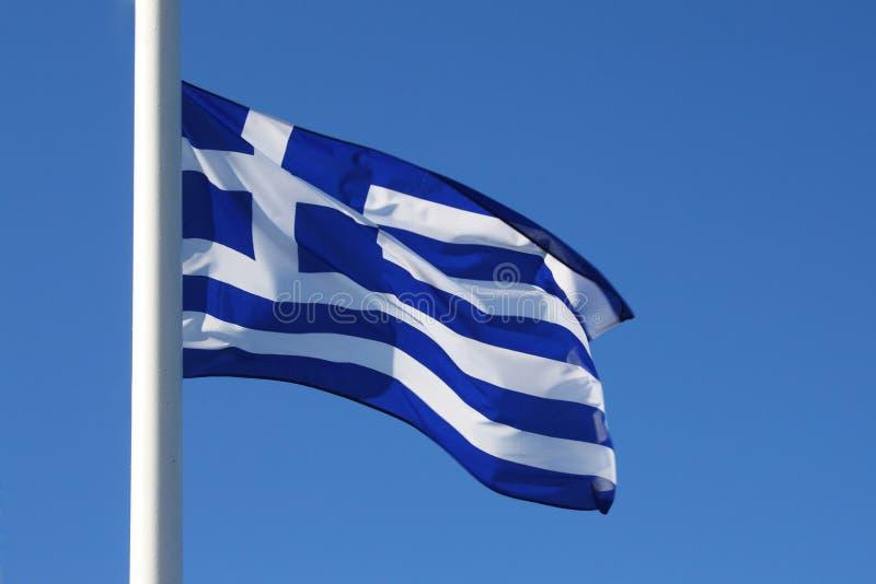 griekse vlag stock foto afbeelding bestaande uit cultuur