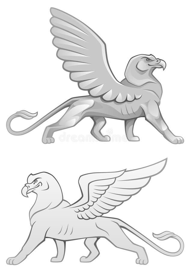 Griffin vector illustration