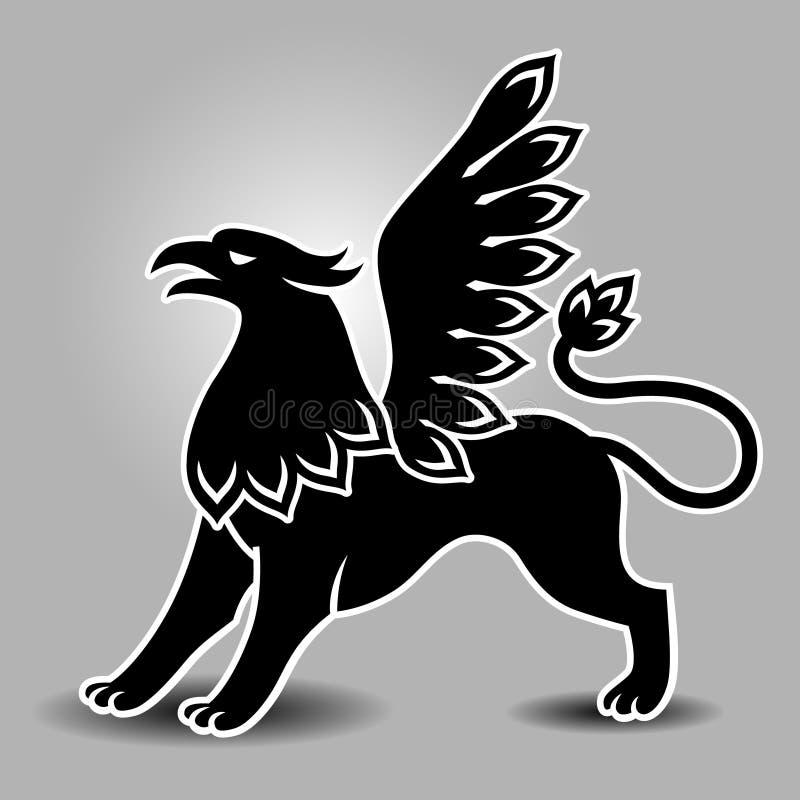 griffin stock de ilustración