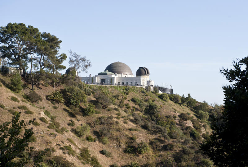 Download Griffith Observatory stock photo. Image of angeles, tourist - 24498710