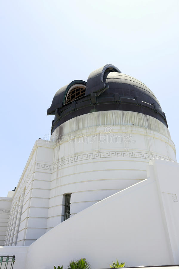 Griffith Observatory fotografia stock