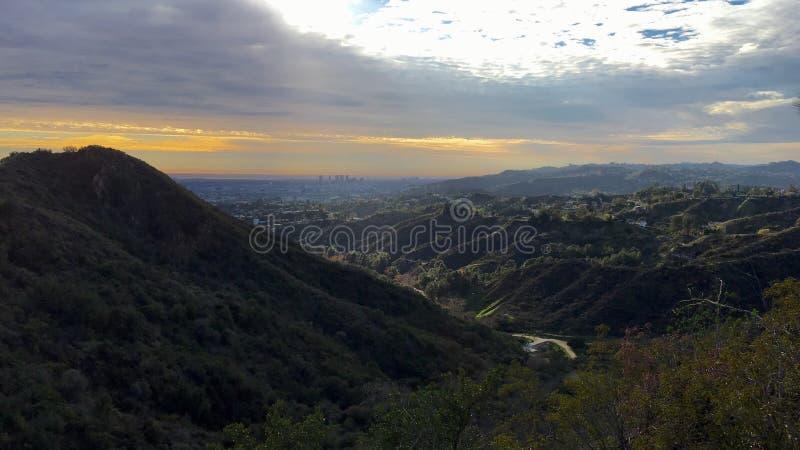 Griffith Park fotografie stock libere da diritti