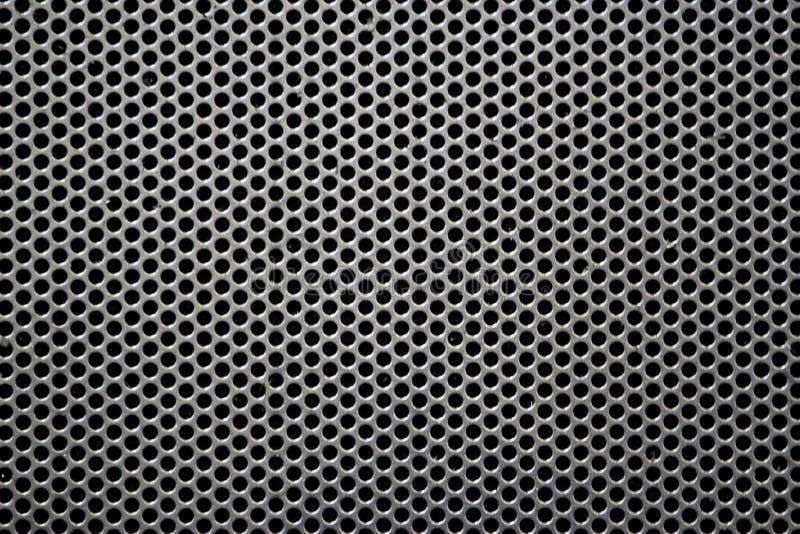 Griglia d'acciaio fotografia stock libera da diritti
