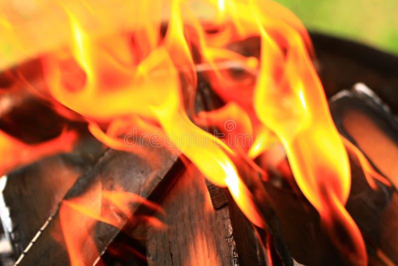 Griglia del barbecue fotografia stock