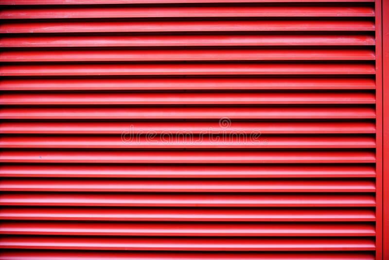 Griglia rossa immagini stock