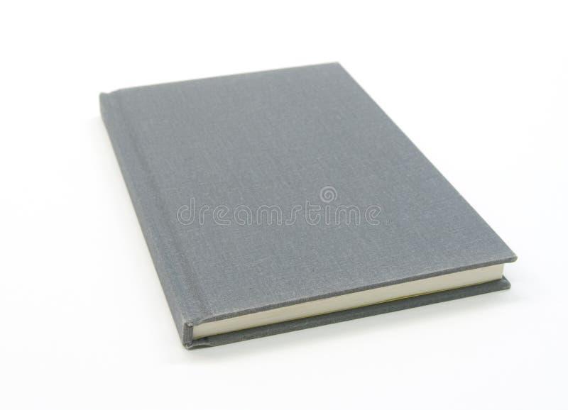 Grijs boek stock fotografie