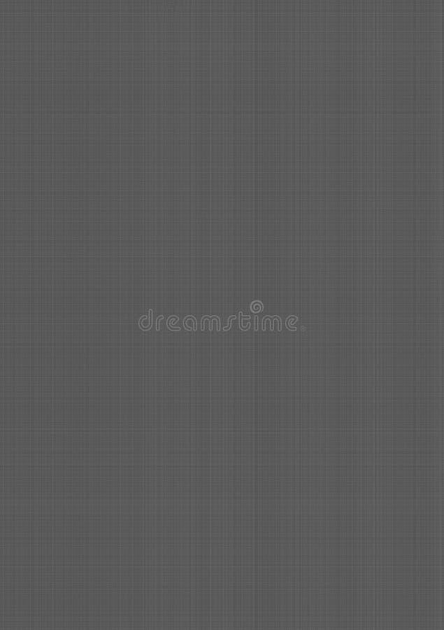 Grijs gekleed geweven behang als achtergrond vector illustratie
