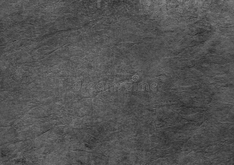 Grijs geweven ontwerp als achtergrond voor behang stock foto's