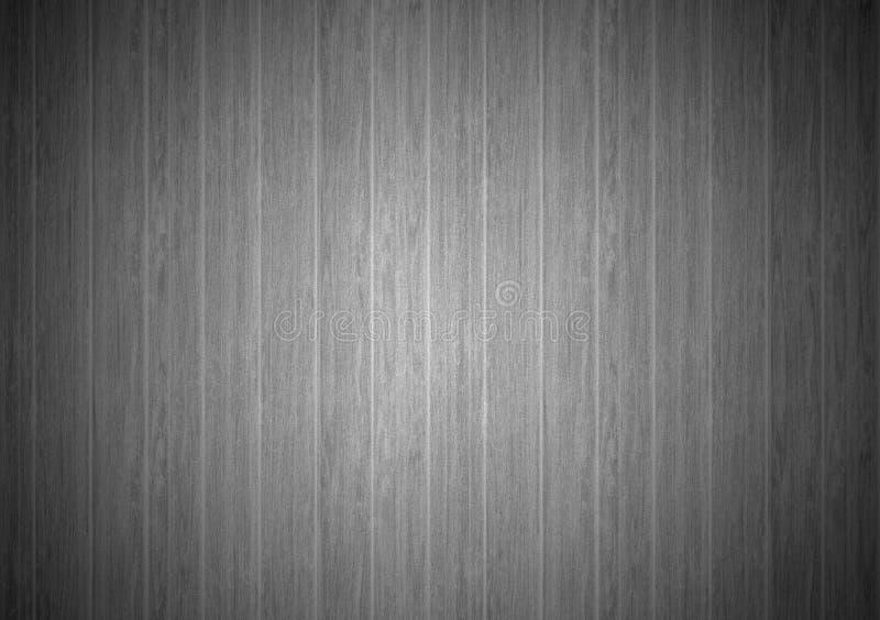 Grijs houten geweven behang als achtergrond stock foto