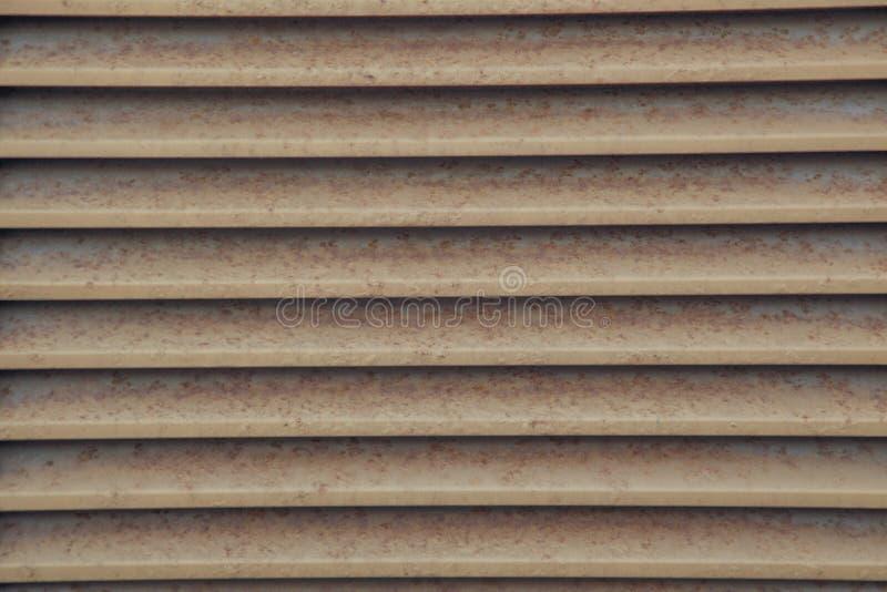 Grijs roestig metaalblad royalty-vrije stock foto