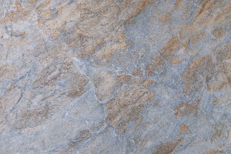 Grijze beige bruine de textuurachtergrond van het steen abstracte patroon stock fotografie