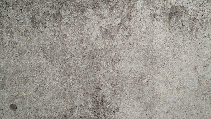 Grijze concrete muur stock afbeelding