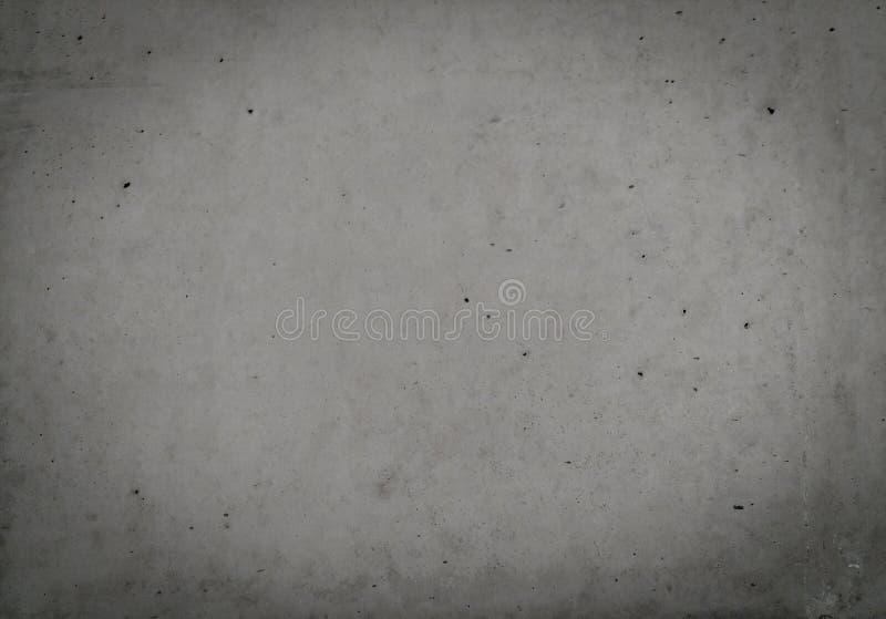 Grijze concrete muur stock fotografie