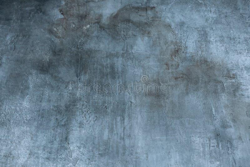 Grijze concrete muur, gipspleistertextuur stock afbeeldingen