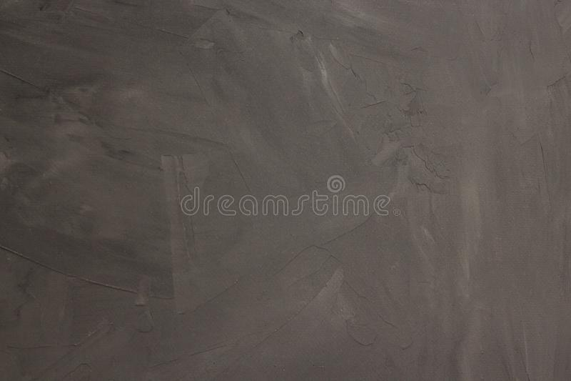 Grijze concrete muurtextuur als achtergrond De ruwe vuile muur van de vlek concrete textuur royalty-vrije stock foto