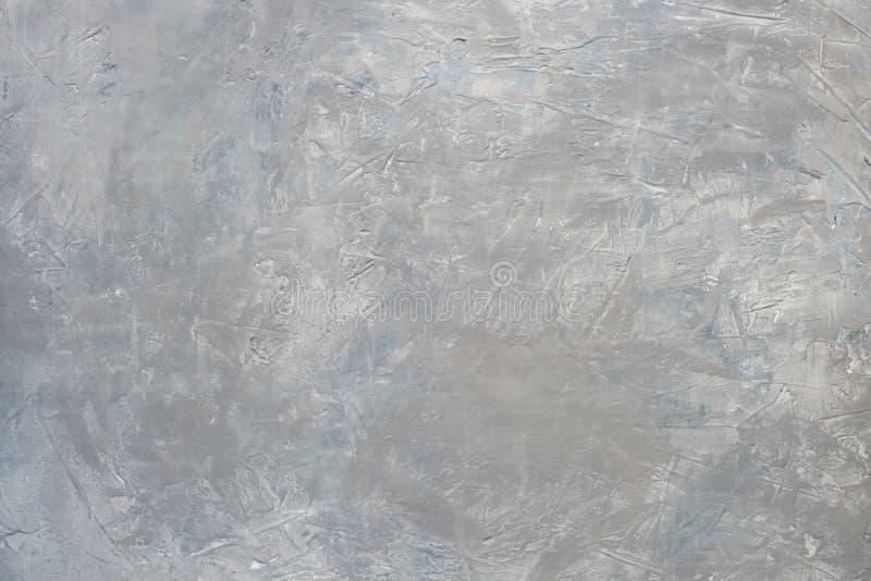 Grijze concrete textuur voor Achtergrond royalty-vrije stock afbeeldingen