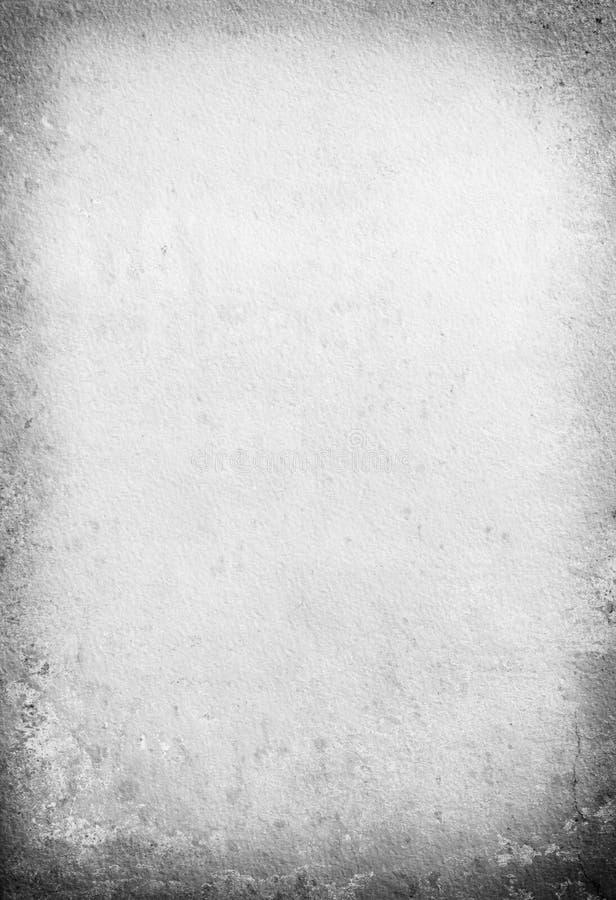 Grijze document textuur stock afbeeldingen