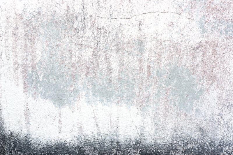 Grijze grunge geweven muur stock fotografie