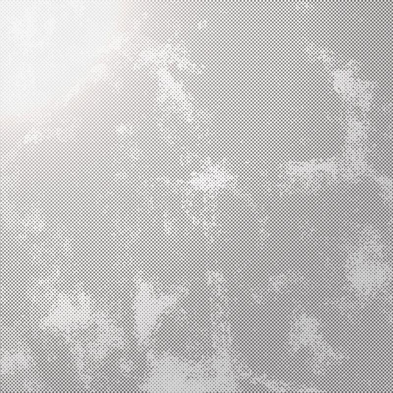 Grijze halftint abstracte achtergrond vector illustratie