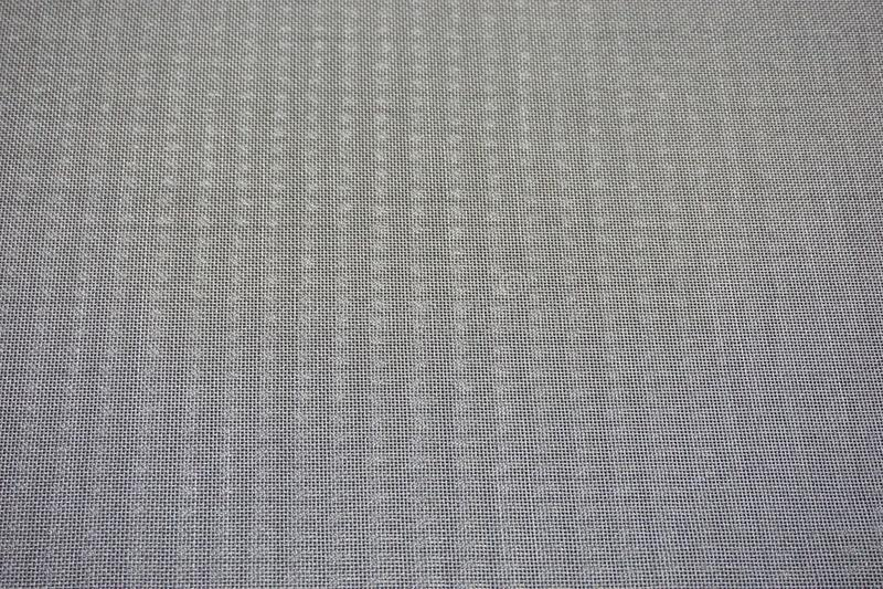 Grijze stoffentextuur stock afbeelding