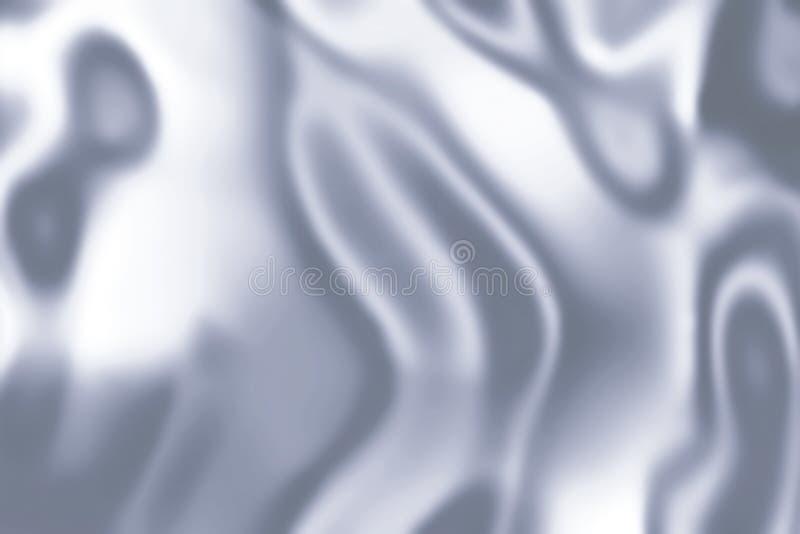 Grijze zilveren stoffenachtergrond royalty-vrije stock afbeeldingen