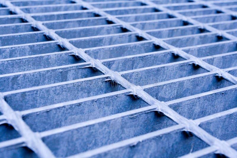 Gril bleu photographie stock libre de droits