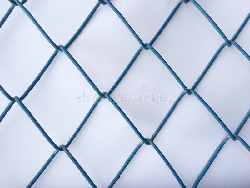Gril en acier, filet en acier photographie stock