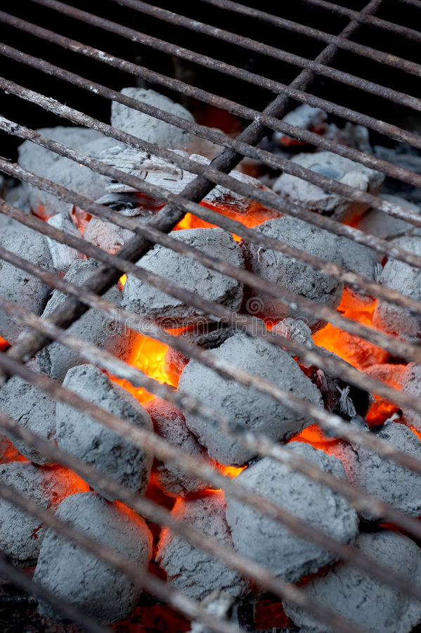 grill grilla zdjęcie royalty free