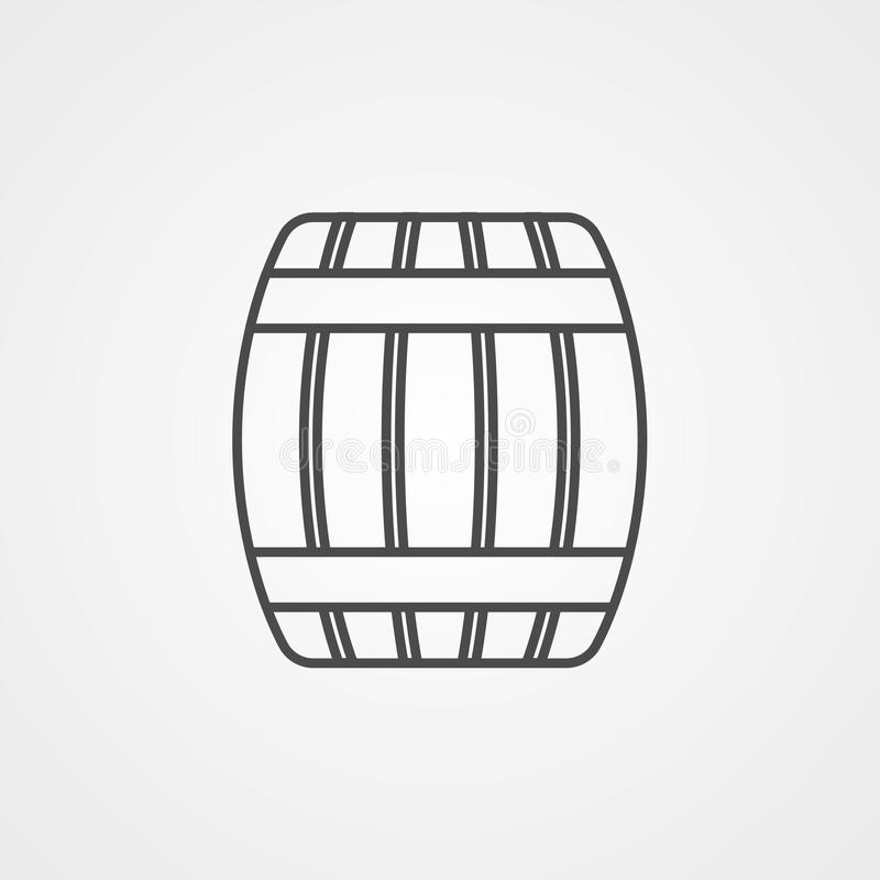 Grill ikony znaka wektorowy symbol ilustracja wektor