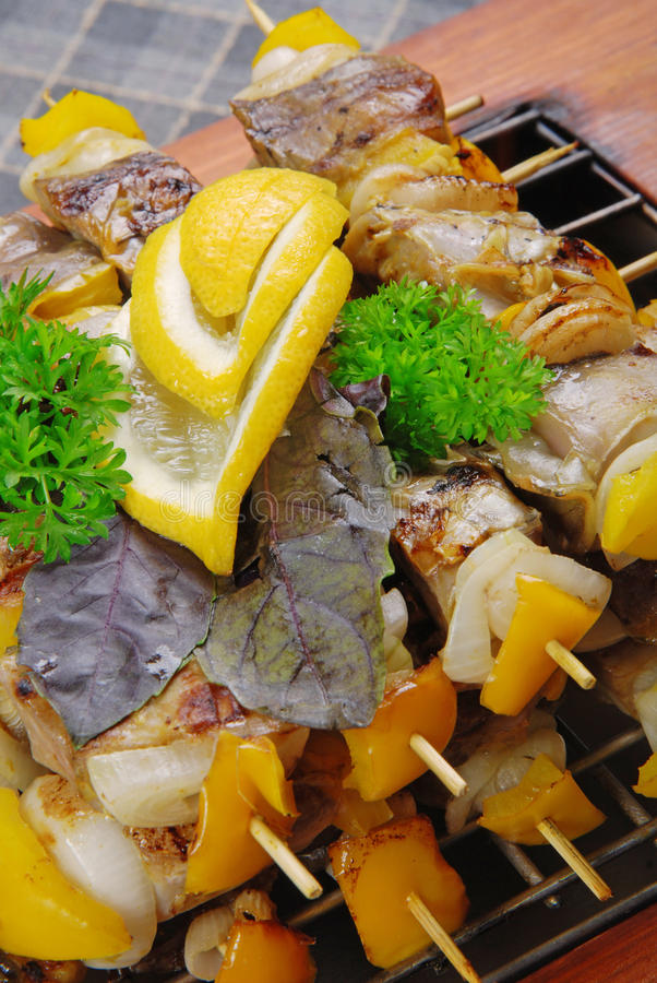 Free Grill Meat 2 Royalty Free Stock Image - 19987796