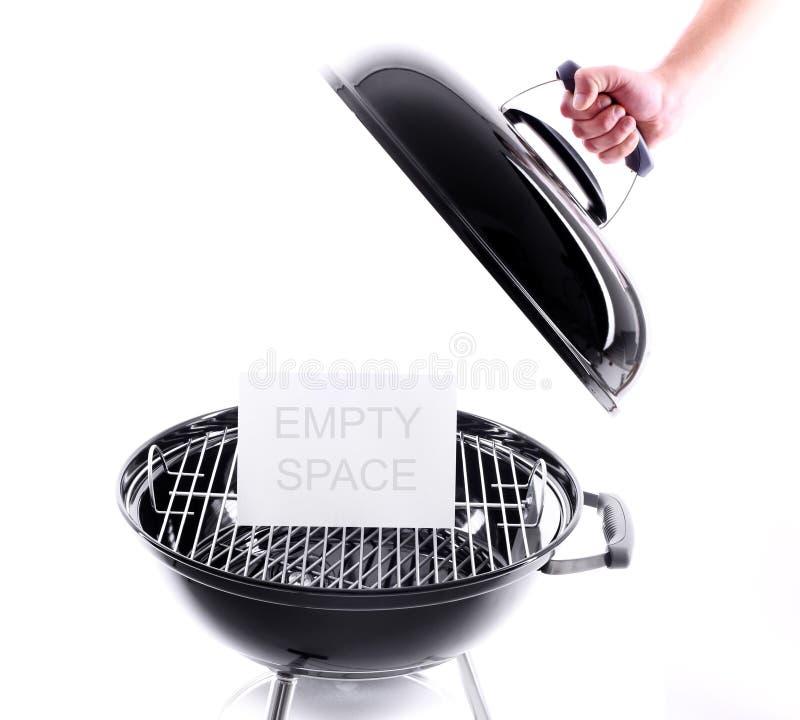 grill otwarty fotografia stock