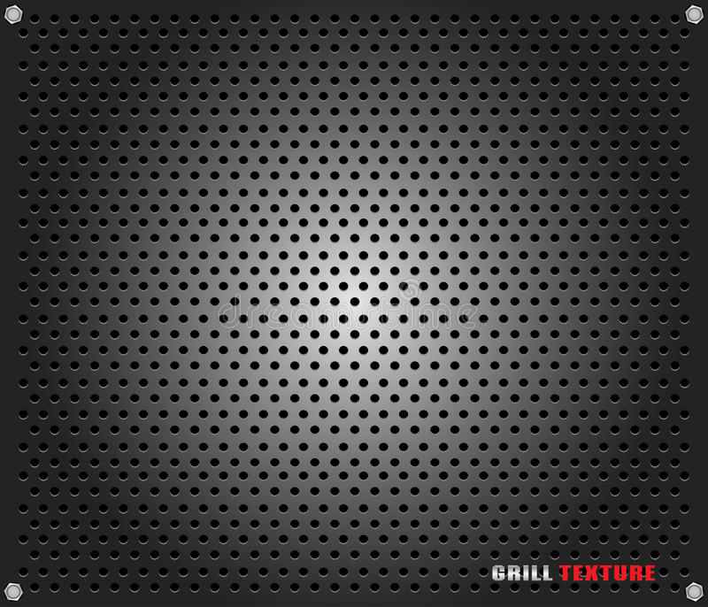 Download Grill texture stock vector. Illustration of backdrop - 18539705