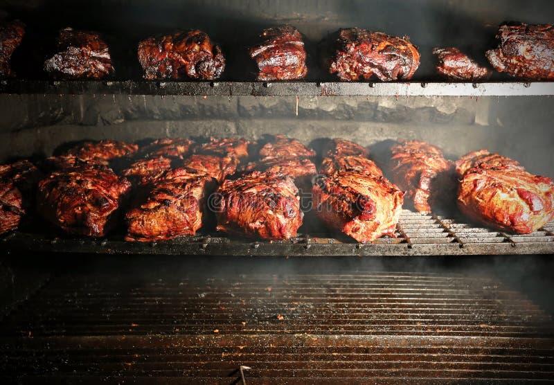 Grill wieprzowina zdjęcia stock