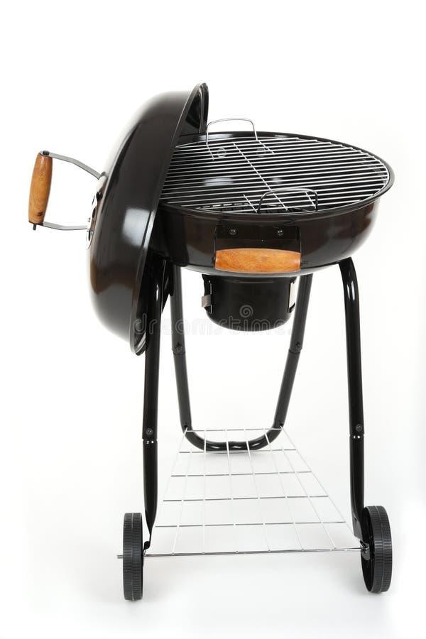 grilla czarny metal obraz stock