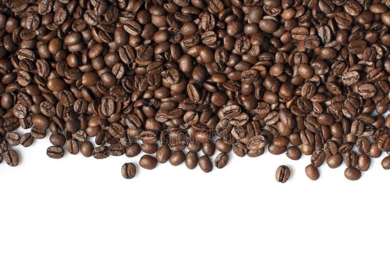Grillad ram för kaffebönor royaltyfria foton