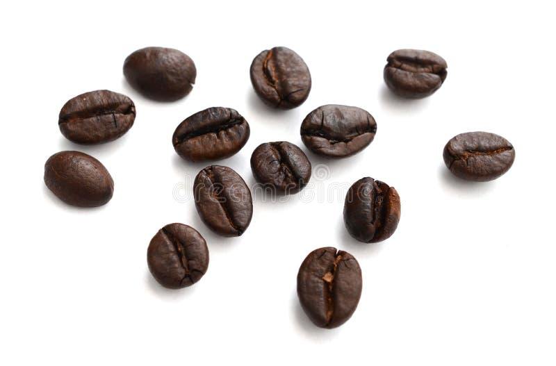 grillat bönakaffe royaltyfri bild