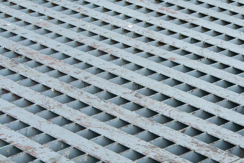 Grille de cache de drain image stock