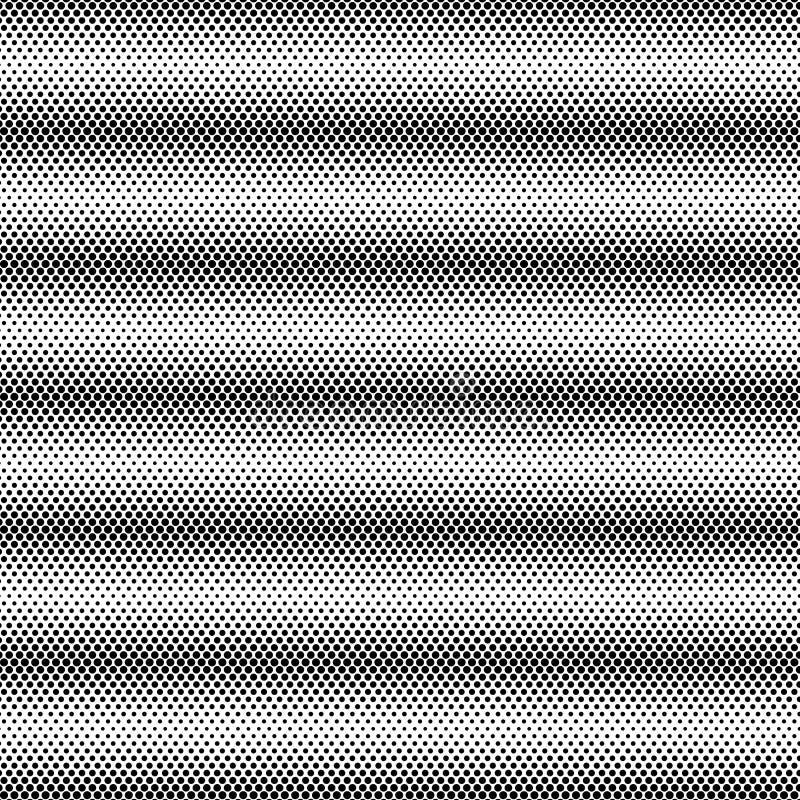 Grille tramée élégante de cercle de Minimalistic Conception géométrique abstraite de fond illustration de vecteur