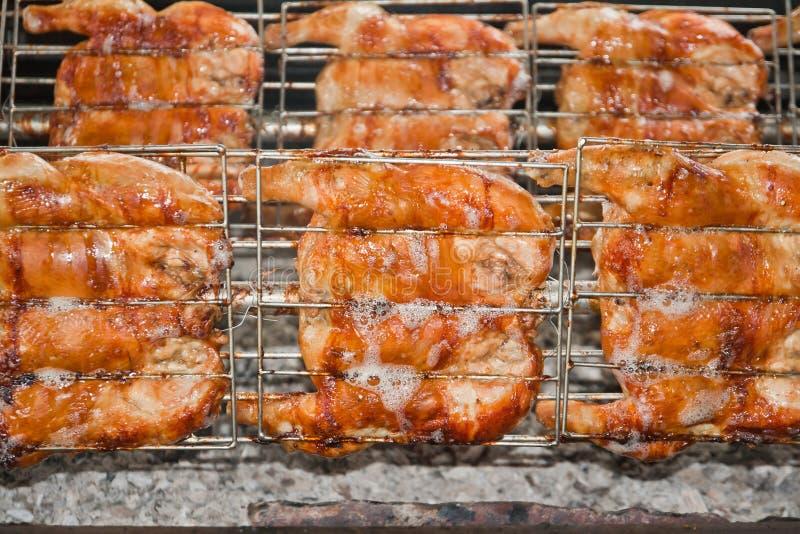 Download Grilled chicken stock photo. Image of chickens, chicken - 25964096