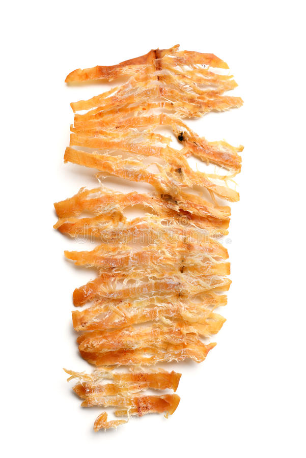 Free Grilled Dried Squid Royalty Free Stock Photo - 47676715