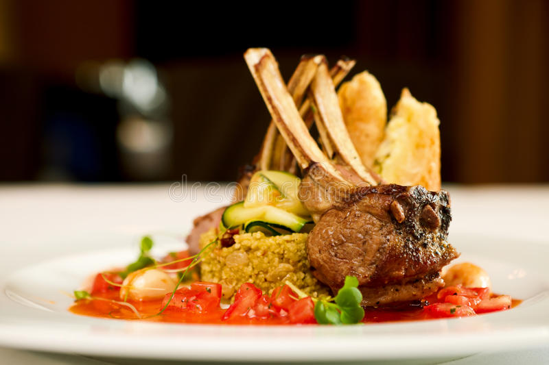 Download Grilled Lamb Stock Images - Image: 20393294