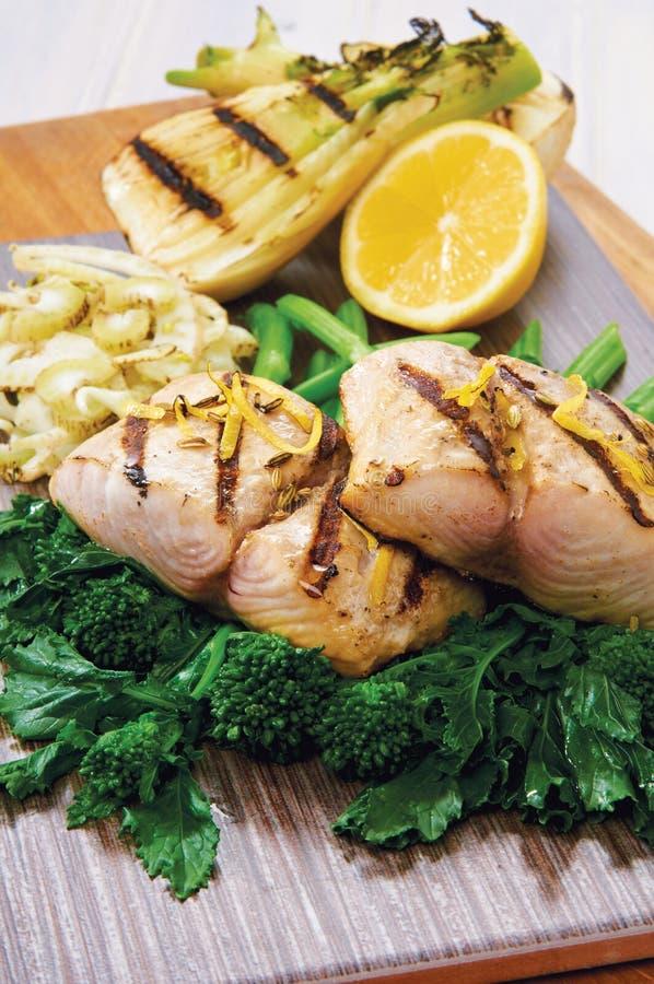 Free Grilled Mahi-mahi Stock Photos - 73239763