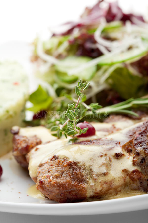 Download Grilled Pork Royalty Free Stock Photo - Image: 24803085